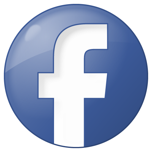social facebook button blue 512